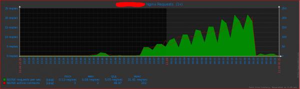 nginx requests